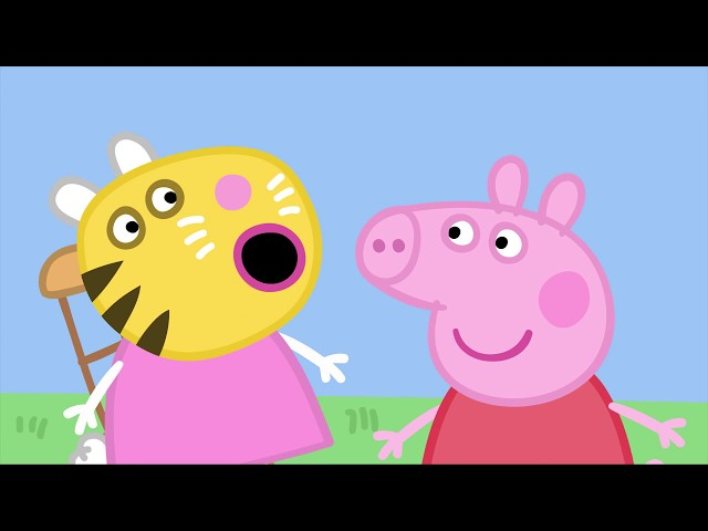 Fun and Games with Peppa! #PeppaPig