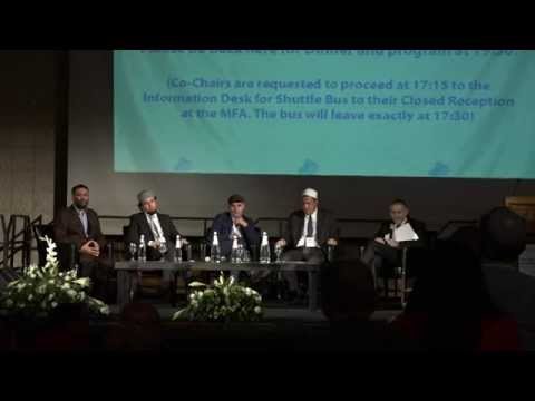 Panel: Muslim Leaders in Europe on Combating Antisemitism and Extremism