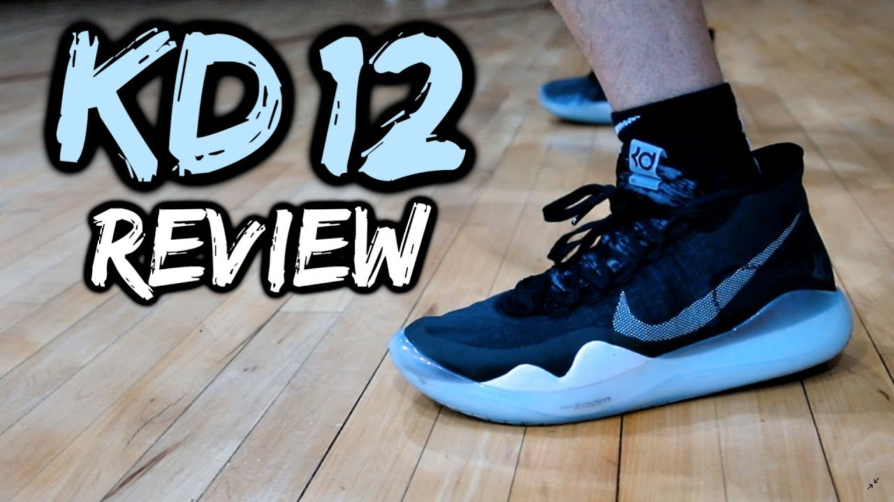 Nike KD 12 Performance Review!