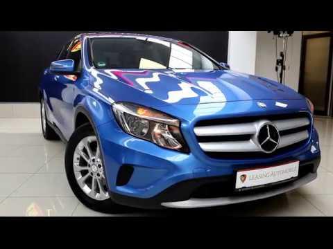 Mercedes Benz GLA 220 in oferta LeasingAutomobile.ro