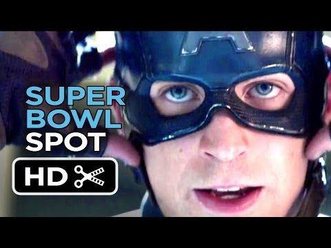 Captain America: The Winter Soldier Official Super Bowl Spot (2014) - Marvel Movie HD streaming vf