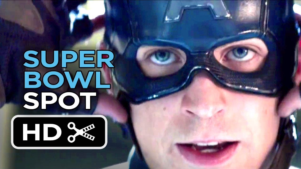 Captain America The Winter Soldier Official Super Bowl Spot 2014 Marvel Movie Hd