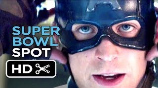 Captain america: the winter soldier official super bowl spot (2014) - marvel movie hd
