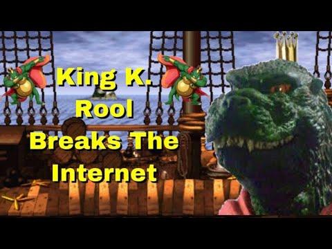 King K  Rool Breaks The Internet   Smash Bros Ultimate King K. Rool Montage