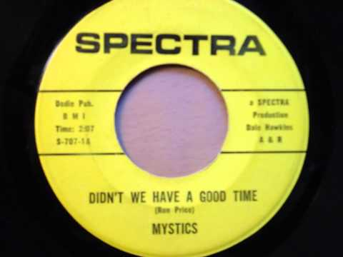 Mystics - Didn't We Have A Good Time