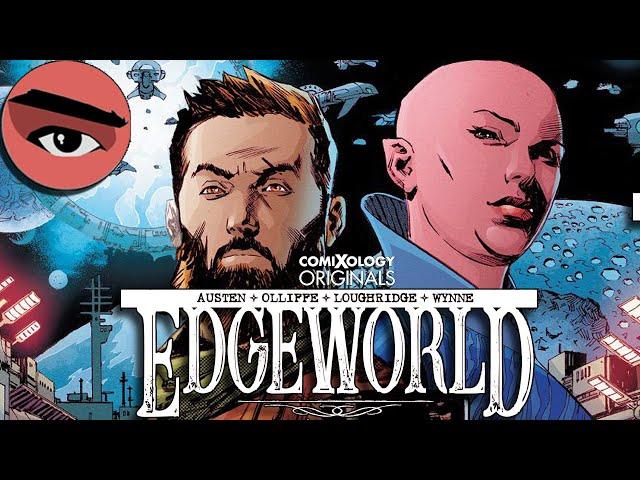 Chuck Austen & Pat Olliffe Interview for Edgeworld #1 on ComiXology