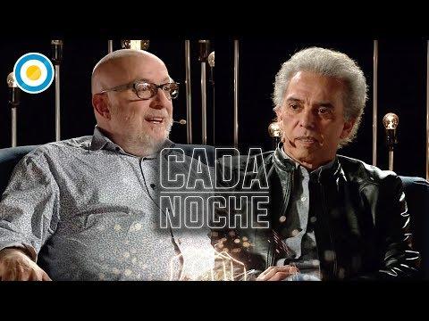 Juan Carlos Baglietto y Jairo en Cada Noche
