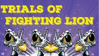TRIALS OF FIGHTING LION ft CammyCakes, Fallout and Redcheat!