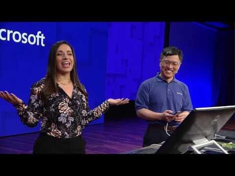 Microsoft Build 2017 Translator Demo