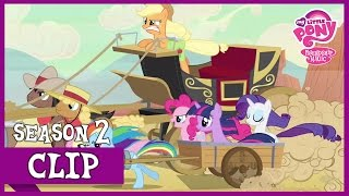 "MLP: FiM - Chasing Applejack ""The Last Roundup"" [HD]"
