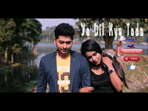 Ye Dil Kyu Toda Aa Baith Paas Tujhe Dekh To Lu || Latest Hindi New Sad Song || Nayab Khan Sad Song