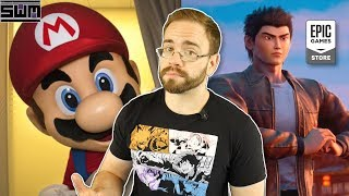 Nintendo Goes After Leakers And Shenmue Fans Are NOT Happy After E3 | News Wave