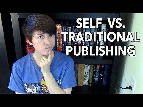 Self vs. Traditional Publishing