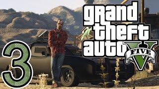 Grand Theft Auto V PS4 Walkthrough HD - Complications - Part 3 [No Commentary]