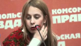 Арарат Кещян и Лариса Баранова Про Лилю (ситком Универ)