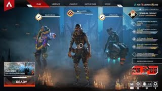 Apex Legends 102319 Care Package Squishs Me and Drake LOL