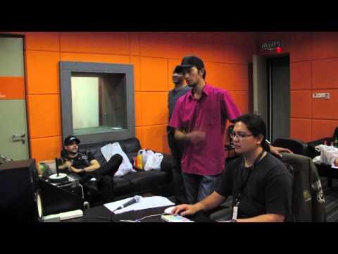 AZ YET recording session 1