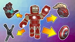 [EVENT] HOW TO GET ALL THE AVENGERS END GAME ITEMS! - ROBLOX EGG HUNT 2019: SCRAMBLED IN TIME HURRY