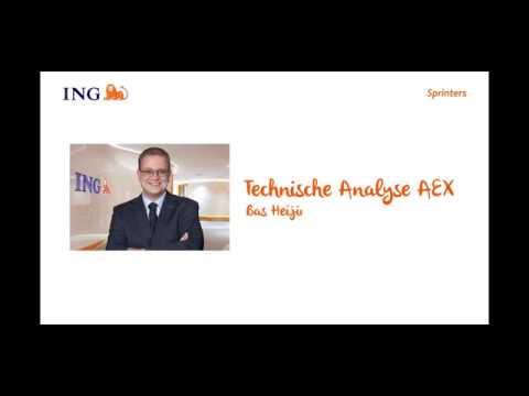 TA AEX: Tot hoever zet de opwaartse beweging door?