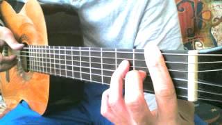 Bapa Engkau Sungguh Baik - Guitar Instrumental