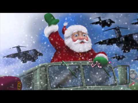 The Night Santa Got Lost: How NORAD Saved Christmas!