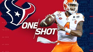 Download Deshaun Watson: His Rise from National Champion to Texans QB | One Shot (FULL SHOW) | NFL Network Mp3 and Videos