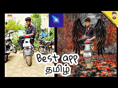 Best Photo Editing App For Android  Tamil  Top Best App For Play Store Tamil