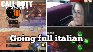 WTF Call Of Duty: Black Ops 4 Moments: Going full italian