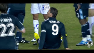 Players Hunting on Neymar, Lionel Messi, Cristiano Ronaldo ● Horror Fouls & Tackles |HD thumbnail