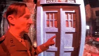 Mark Gatiss Video Diary | Doctor Who