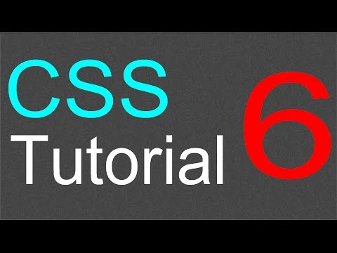 CSS Tutorial For Beginners - 06 - Using Classes In CSS