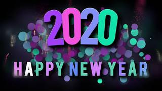 NEW ✅2020 Happy NEW YEAR✅Animation Greeting Cards 4K WhatsApp