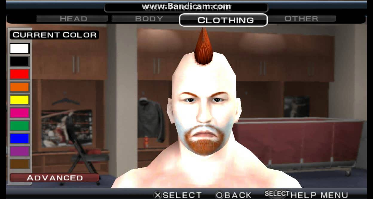 Wwe Svr 11 Sheamus Updated Attire With New Beard Caw Youtube