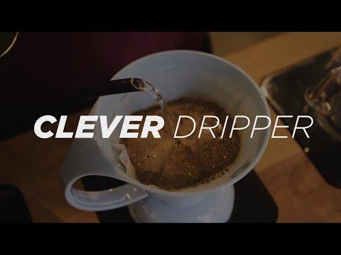 Как приготовить кофе дома? Clever Dripper Tutorial