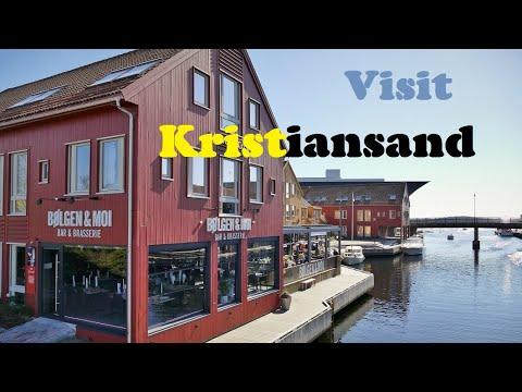Visit Kristiansand (Norway) คริสเตียนซานด์ นอร์เวย์