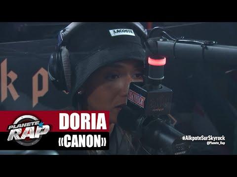 Youtube: Doria«Canon» #PlanèteRap
