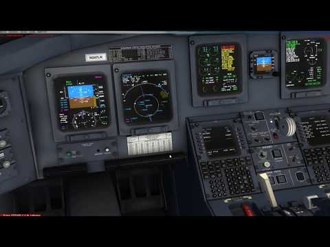 [FSX STEAM] Aerosoft CRJ 900 USA Tour.  Leg 1. Columbus to Chicago