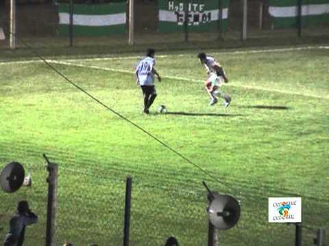 Goles Rocha 2 Colonia 0