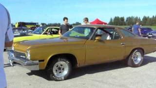 600+HP '73 Buick Century Gran Sport (GS) Stage1 455c sound + walkaround