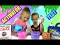 Testing Different ACTIVATORS For SLIME!!! - Which one works best?