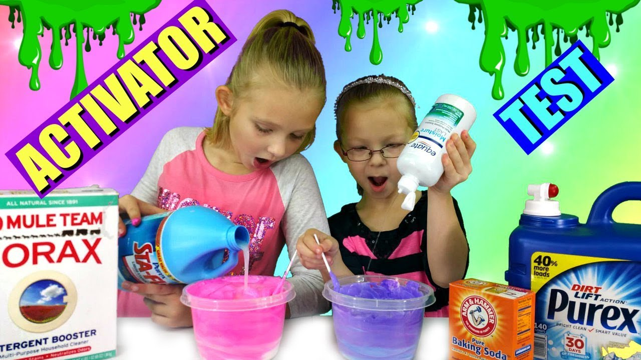 Testing different activators for slime which one works best testing different activators for slime which one works best clipzui ccuart Gallery