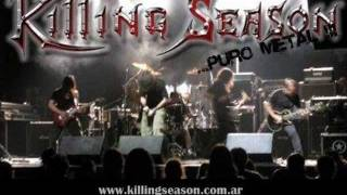 KILLING SEASON - My Agony