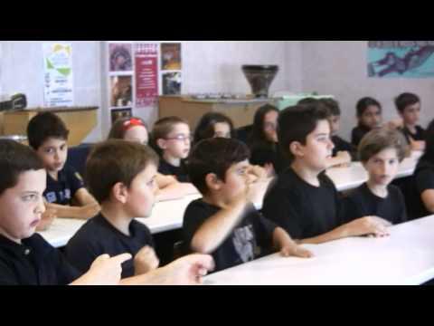 MAYUMANA- alumnos de 4º de Primaria.