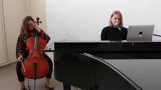 Kärleksvisan - Duo Ström (Music: Sarah Dawn Finer/Peter Hallström)