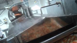 Fully Automatic Pellets Frying Line- GUNGUNWALA Mob-(+91)- 9909720566