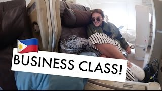 BUSINESS CLASS UPGRADE! | AnKat