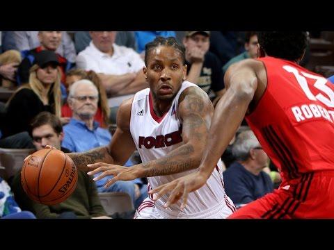 Rodney McGruder 2015-16 NBA D-League Season Highlights