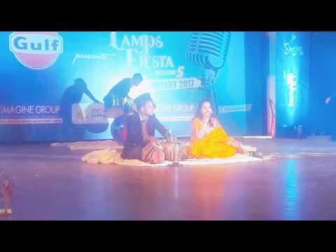 Classical vocal performance at Sangeet natak academy Lucknow