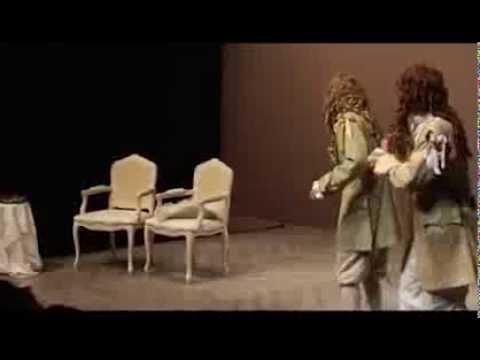 Le Misanthrope de Molière - Acte III (version intégrale) - distribution A