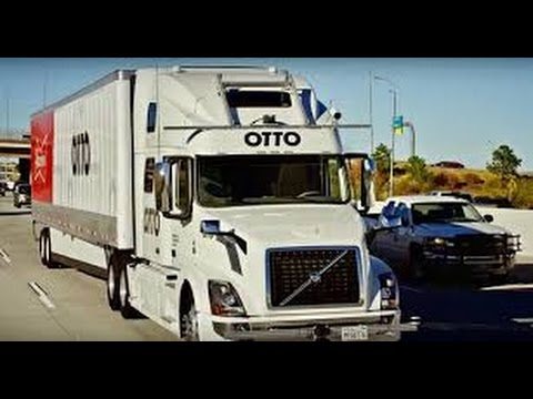 Uber's self-driving truck makes successful Budweiser delivery
